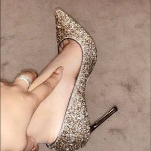 Jimmy Choo 100mm heels